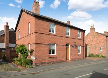 Thumbnail 4 bed detached house for sale in Pepper Street, Christleton, Chester