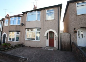 Thumbnail 3 bed end terrace house for sale in Max Road, Coventry