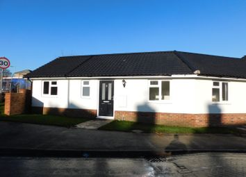 Thumbnail 2 bedroom semi-detached bungalow for sale in Poplar Hill, Stowmarket