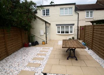 Thumbnail 2 bed end terrace house for sale in Chandos Court, Newport Pagnell, Buckinghamshire