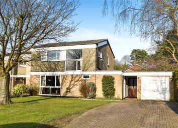 Thumbnail 3 bed property to rent in Wellesley Drive, Crowthorne, Berkshire