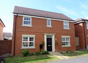 Thumbnail 4 bed detached house to rent in Eggleton Lane, Holmer, Hereford