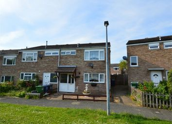 Thumbnail 3 bed end terrace house to rent in Norfolk Road, Huntingdon, Cambridgeshire