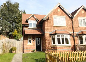 Thumbnail 4 bed semi-detached house for sale in Shiplake Bottom, Peppard Common