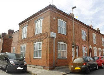 Thumbnail 4 bed end terrace house to rent in Gopsall Street, Leicester