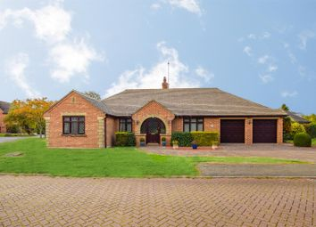 Thumbnail 4 bed detached bungalow for sale in Wakeling Close, Southwell