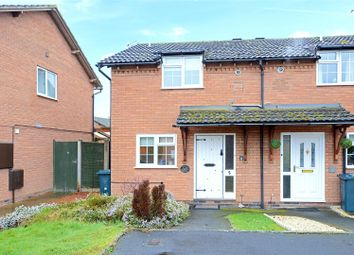 Thumbnail 2 bed property for sale in Blakeway Mews, Bicton Heath, Shrewsbury