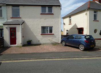Thumbnail 3 bed semi-detached house for sale in Glebelands, Hakin, Milford Haven