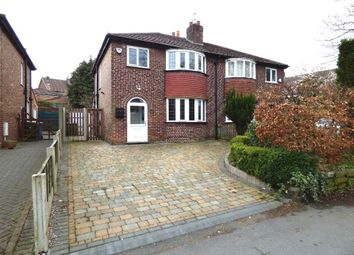Thumbnail 3 bedroom semi-detached house to rent in Grove Lane, Hale, Cheshire