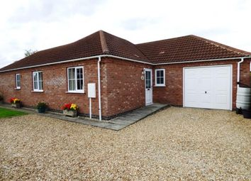 Thumbnail 3 bedroom bungalow for sale in Watery Lane, Mareham-Le-Fen, Boston, Lincolnshire