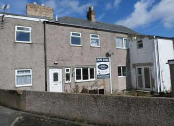 Thumbnail 4 bed end terrace house for sale in Burtons Yard, North Broomhill, Morpeth