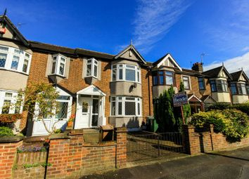 Thumbnail 3 bedroom terraced house for sale in Larkshall Road, London