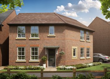 "Thumbnail 3 bedroom detached house for sale in ""Faringdon"" at Rykneld Road, Littleover, Derby"