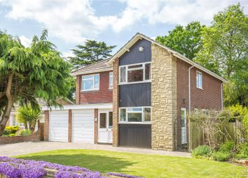 Thumbnail 4 bed detached house for sale in Field End, Arkley, Hertfordshire