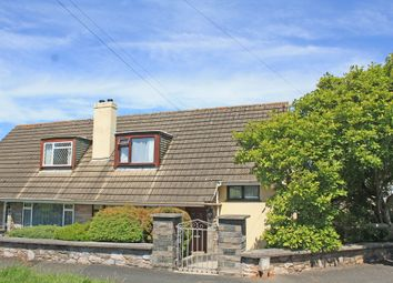 Thumbnail 3 bedroom semi-detached bungalow for sale in Mount Batten Way, Plymstock, Plymouth, 9Ej.