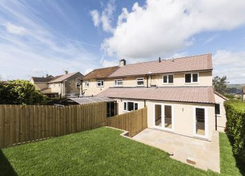 Thumbnail 1 bed flat for sale in Stirtingale Road, Bath