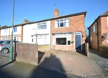Thumbnail 3 bed semi-detached house for sale in Roland Avenue, Wilford, Nottingham
