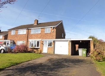 Thumbnail 3 bed terraced house for sale in Kenilworth Road, Macclesfield, Cheshire