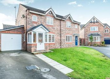 Thumbnail 3 bed semi-detached house for sale in Wagstaff Close, Fernhurst Farm, Blackburn, Lancashire