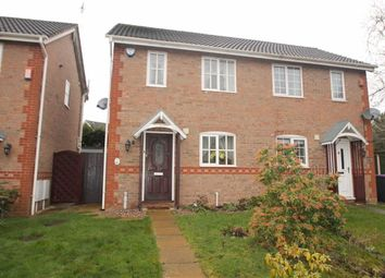 Thumbnail 2 bedroom semi-detached house for sale in Magpie Way, Telford