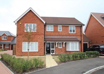 Thumbnail 4 bed detached house for sale in Hammond Street, Aston Clinton, Aylesbury