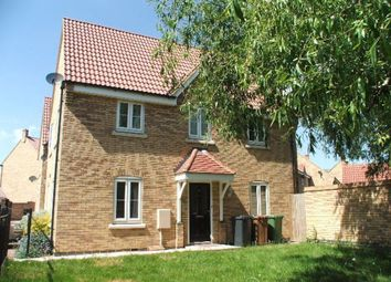 Thumbnail 3 bed property to rent in Lyvelly Gardens, Peterborough