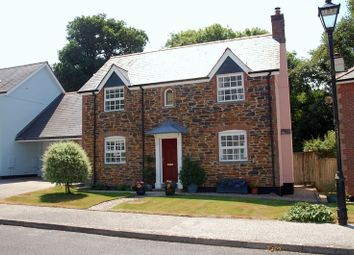 Thumbnail 3 bed detached house for sale in Grenville Meadows, Lostwithiel