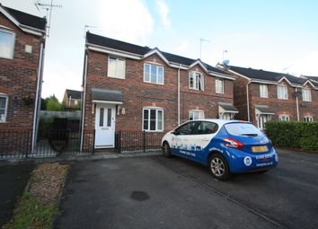 Thumbnail 3 bed semi-detached house to rent in 30 Yarwood Close, Castle, Northwich, Cheshire