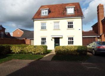 Thumbnail 5 bed detached house to rent in Brampton Close, Weston, Crewe