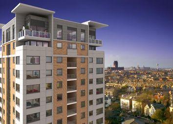 Thumbnail 2 bed flat to rent in Heysmoor Heights, 14 Greenheys Road, Liverpool