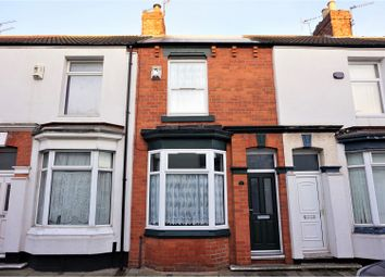 Thumbnail 2 bed terraced house for sale in Selbourne Street, Middlesbrough