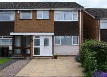 Thumbnail 3 bed property to rent in Tenbury Court, Penn, Wolverhampton