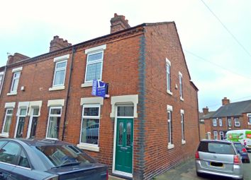 Thumbnail 3 bedroom end terrace house to rent in Westland Street, Hartshill, Stoke-On-Trent