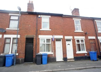 Thumbnail 2 bed terraced house to rent in Stables Street, Derby
