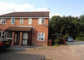 Thumbnail 1 bed flat to rent in Wingfield, Badgers Dene