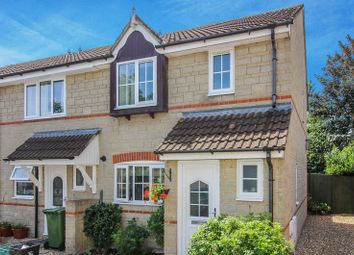 Thumbnail 3 bed end terrace house for sale in Wedmore Close, Frome