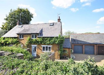 Thumbnail 4 bed cottage for sale in Upper Harlestone, Northampton