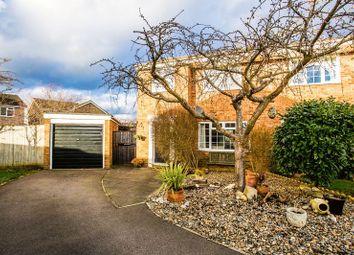 Thumbnail 3 bedroom semi-detached house for sale in Fox Way, Buckingham