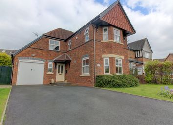 Thumbnail 4 bed detached house for sale in Brisbane Way, Cannock