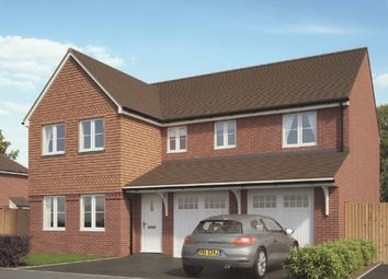 "Thumbnail 5 bed detached house for sale in ""The Fenchurch "" at Unicorn Way, Burgess Hill"