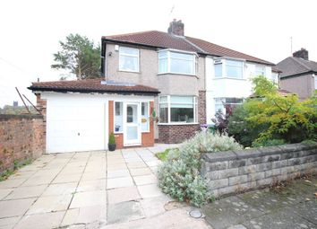 Thumbnail 3 bed property to rent in Abbottshey Avenue, Mossley Hill, Liverpool