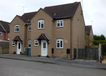 Thumbnail 3 bed semi-detached house for sale in Park View Way, Mansfield