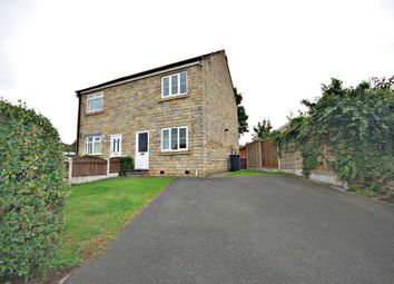 Thumbnail 2 bed semi-detached house for sale in Gladstone Close, Glossop