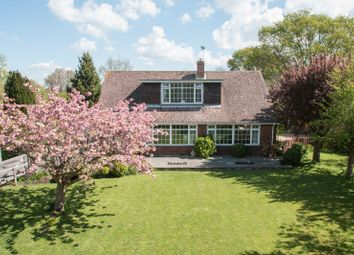 Thumbnail 4 bed detached house for sale in Church Lane, Birdham, Chichester