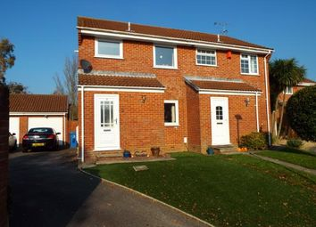 Thumbnail 3 bed semi-detached house for sale in Bovington Close, Poole