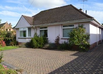 Thumbnail 3 bed detached bungalow for sale in Alexandria Road, Sidmouth