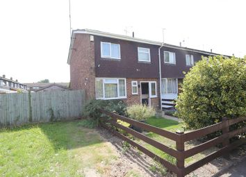 Thumbnail 3 bedroom end terrace house for sale in Shelgate Walk, Woodley, Reading