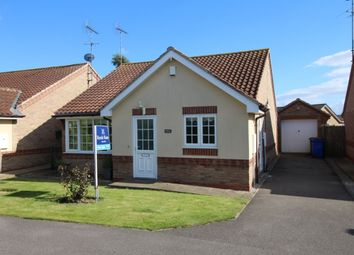 Thumbnail 2 bed bungalow for sale in Newland Close, Driffield