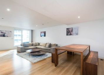 Thumbnail 2 bedroom flat to rent in Lensbury Avenue, London