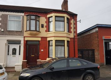 Thumbnail 3 bed terraced house for sale in Whinfield Road, Walton, Liverpool